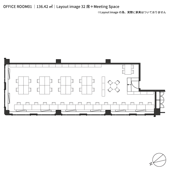 OFFICE 01 Layout image