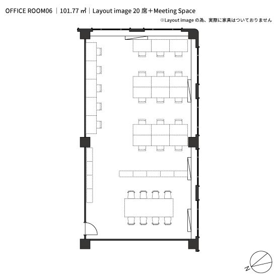 OFFICE 06 Layout image